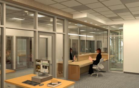 Interior - View Inside Admin
