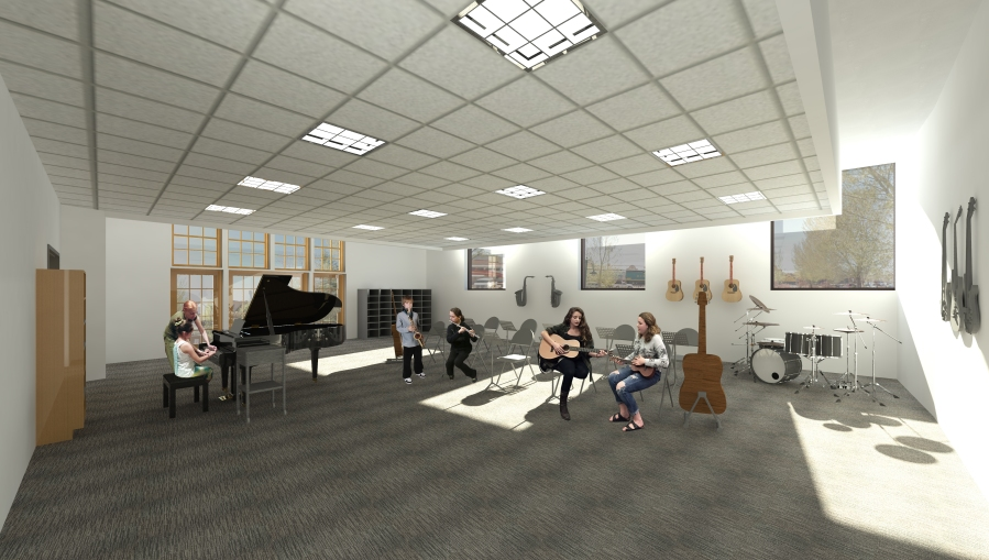 MUSIC ROOM RENDERING - Final