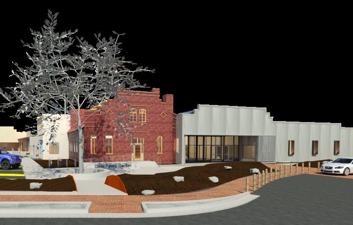 Rendering - Brick Building Exterior4